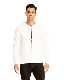 Unisex Full-Zip Hooded Sweatshirt-