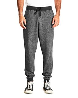Mens Denim Fleece Jogger Pant-