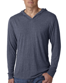 Adult Triblend Long-Sleeve Hoody-