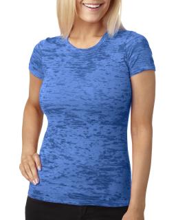 Ladies Burnout T-Shirt-