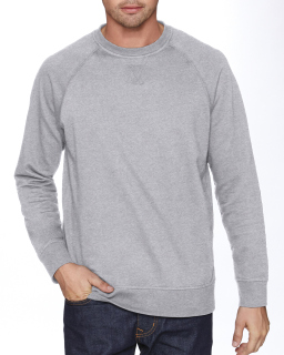 Adult French Terry Raglan Crew