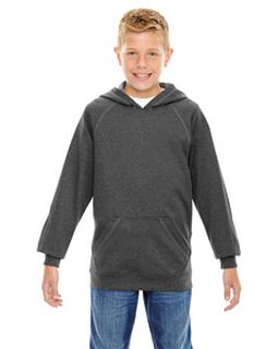 Youth Pivot Performance Fleece Hoodie-North End