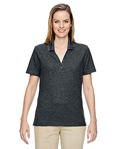 Ladies Excursion Nomad Performance Waffle Polo-