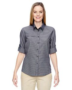 Ladies Excursion F.B.C. Textured Performance Shirt-