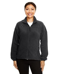 Ladies Microfleece Unlined Jacket-North End