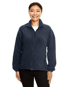 Ladies Microfleece Unlined Jacket-
