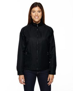 Ladies Mid-Length Micro Twill Jacket-