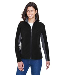 Ladies Microfleece Jacket-