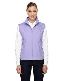 Ladies Full-Zip Lightweight Wind Vest-