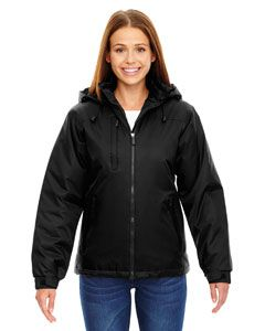 Ladies Insulated Jacket-
