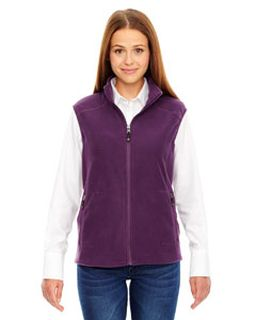 Ladies Voyage Fleece Vest-