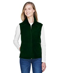 Ladies Voyage Fleece Vest-