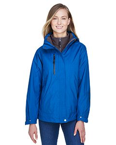 Ladies Caprice 3-In-1 Jacket With Soft Shell Liner-North End