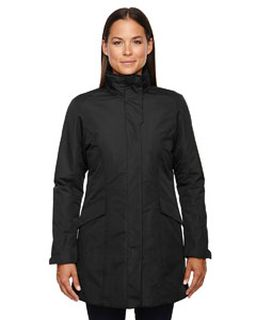 Ladies Promote Insulated Car Jacket-