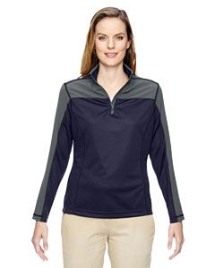Ladies Excursion Circuit Performance Quarter-Zip-