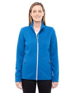 Ladies Torrent Interactive Textured Performance Fleece Jacket-