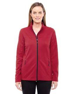 Ladies Torrent Interactive Textured Performance Fleece Jacket-