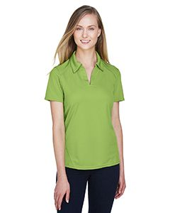 Ladies Recycled Polyester Performance Pique Polo-