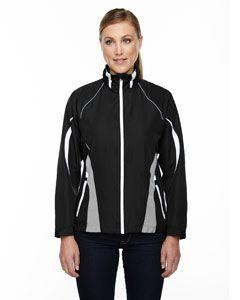 Ladies Impact active Lite Colorblock jacket-