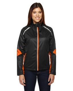 Ladies Dynamo Three-Layer Lightweight Bonded Performance Hybrid Jacket-