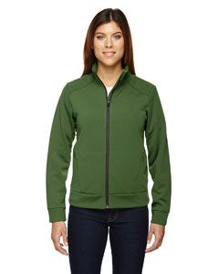Ladies Evoke Bonded Fleece Jacket-North End