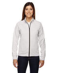 Ladies Evoke Bonded Fleece Jacket-