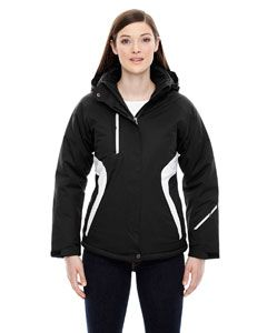 Ladies Apex Seam-Sealed Insulated Jacket-