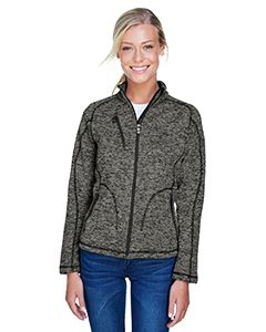 Ladies Peak Sweater Fleece Jacket-