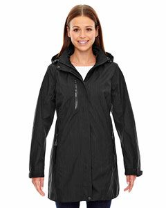 Ladies Metropolitan Lightweight City Length Jacket-North End