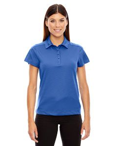 Ladies Symmetry Utk Coollogik™ Coffee Performance Polo-
