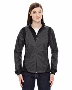 Ladies Commute Three-Layer Light Bonded Two-Tone Soft Shell Jacket With Heat Reflect Technology-
