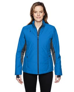 Ladies Immerge Insulated Hybrid Jacket With Heat Reflect Technology-