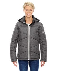 Ladies Avant Tech Melange Insulated Jacket With Heat Reflect Technology-