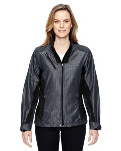 Ladies Aero Interactive Two-Tone Lightweight Jacket-