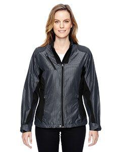 Ladies Aero Interactive Two-Tone Lightweight Jacket-