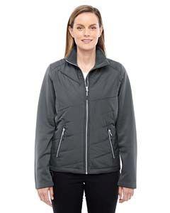 Ladies Quantum Interactive Hybrid Insulated Jacket-