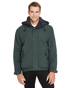 Adult 3-In-1 Bomber Jacket-North End