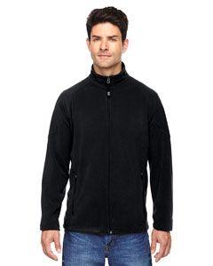 Mens Microfleece Unlined Jacket-