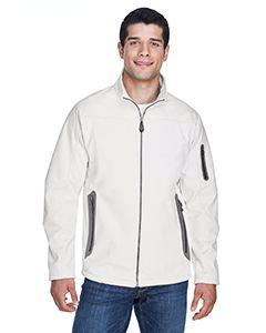 Mens Three-Layer Fleece Bonded Soft Shell Technical Jacket-