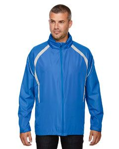 Mens Sirius Lightweight Jacket With Embossed Print-