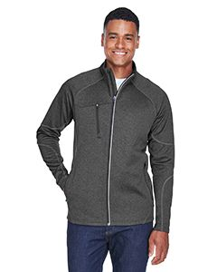 Mens Gravity Performance Fleece Jacket-North End