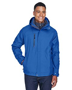 Mens Caprice 3-In-1 Jacket With Soft Shell Liner-