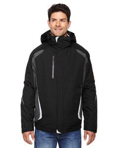 Mens Height 3-In-1 Jacket With Insulated Liner-