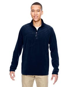 Adult Excursion Trail Fabric-Block Fleece Quarter-Zip-