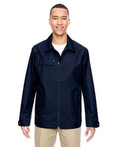 Mens Excursion Ambassador Lightweight Jacket With Fold Down Collar-