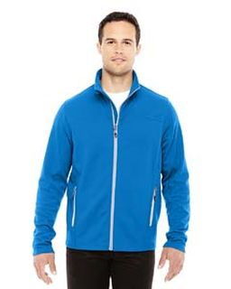 Mens Torrent Interactive Textured Performance Fleece Jacket-