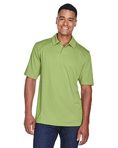 Mens Recycled Polyester Performance Pique Polo-
