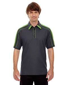 Mens Sonic Performance Polyester Pique Polo-