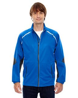 Mens Dynamo Three-Layer Lightweight Bonded Performance Hybrid Jacket-