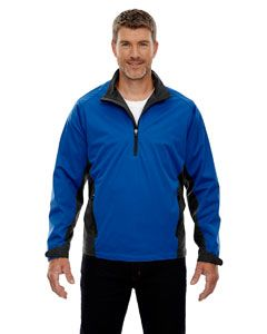 Mens Paragon Laminated Performance Stretch Wind Shirt-